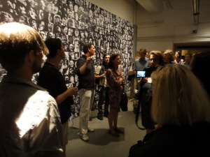 Ausstellungseröffnung Magnum bei CO Berlin
